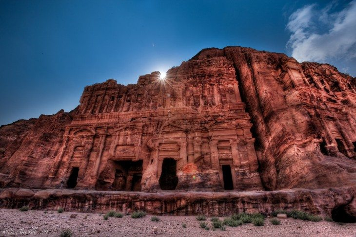 Petra-ruins-jordan-royal-tombs