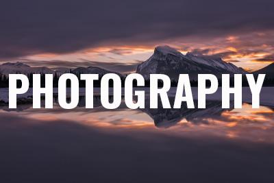Photography sidebar