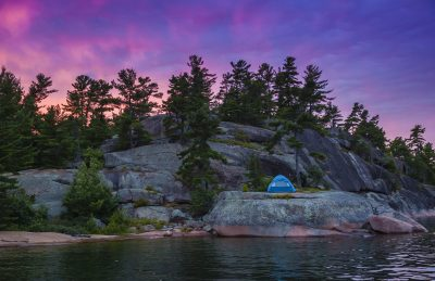 best places to camp in ontario canada
