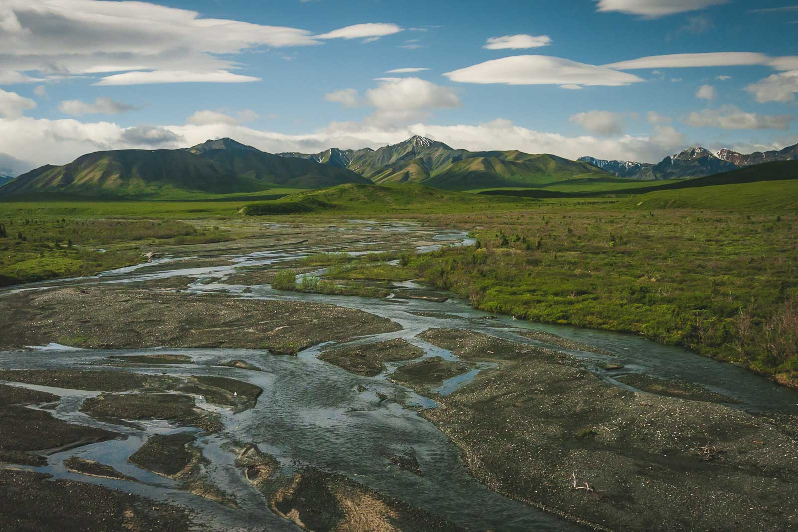 Chugach State Park Alaska