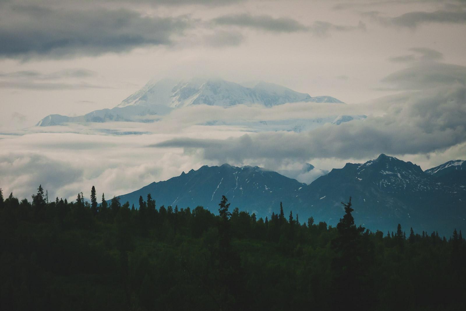 Mount McKinley Denali Alaska