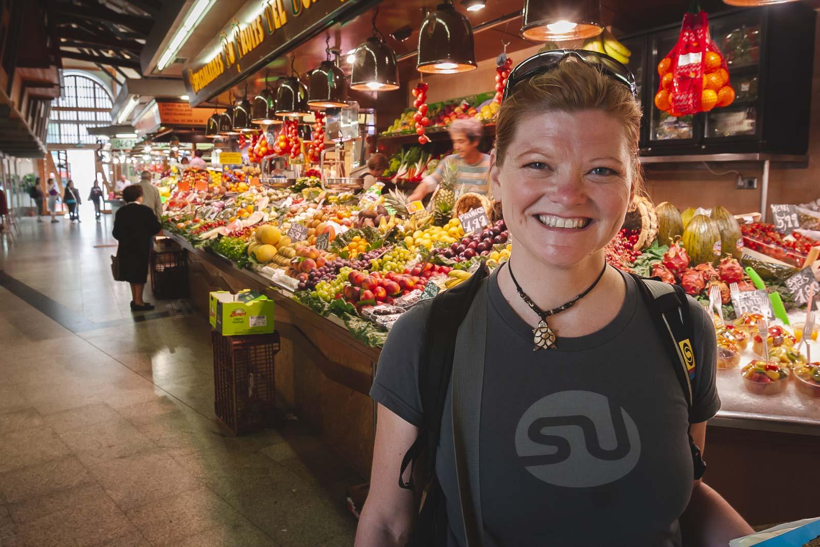 Barcelona Market Tour
