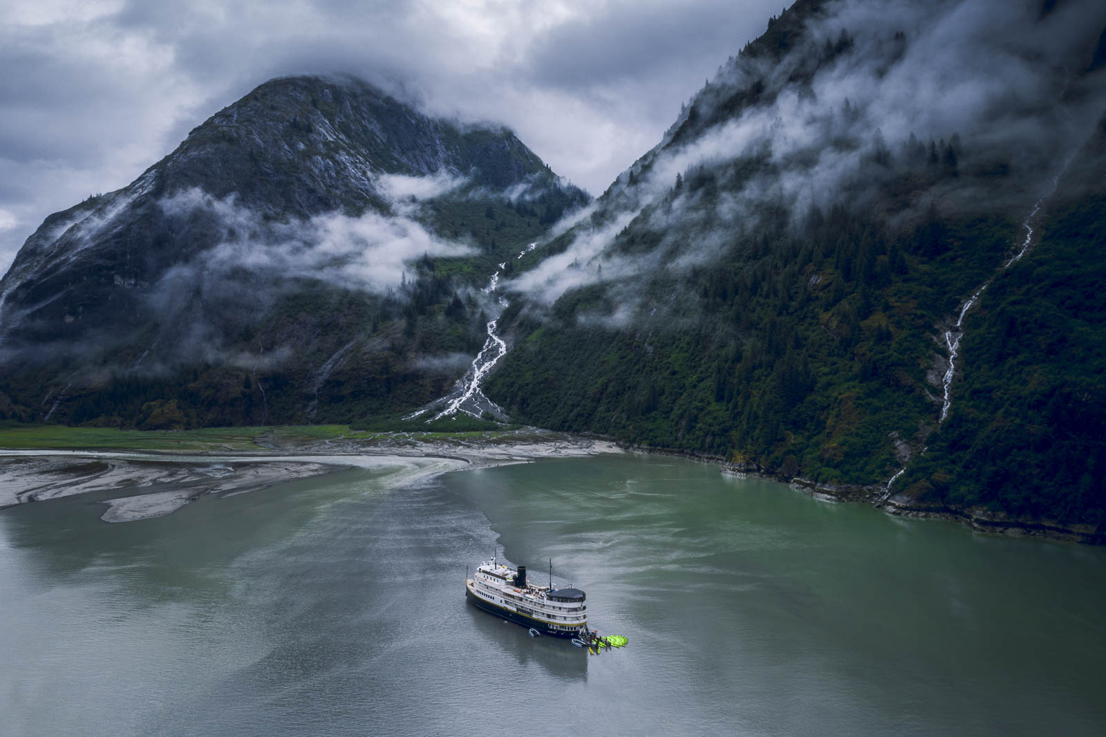 Boat Tours in Alaska