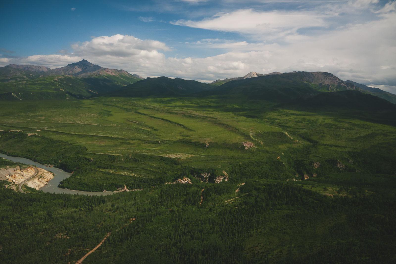 The Alaska Highway Road Trip