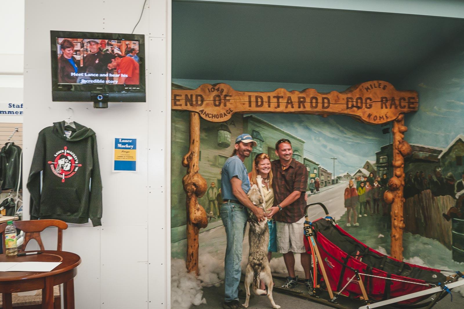 Iditerod Museum Alaska