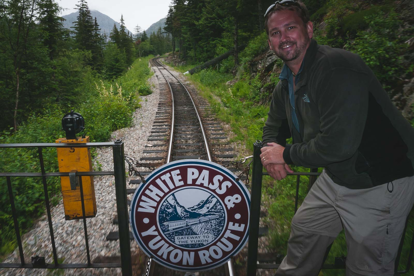 places to visit in alaska white pass railroad