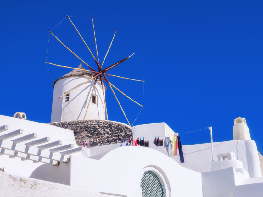 places to visit in santorini greece oia