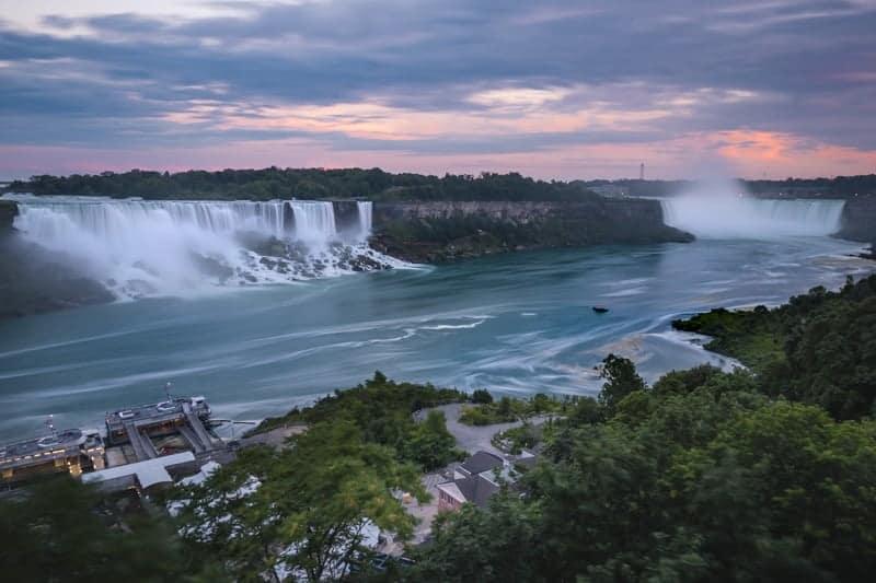 Visit Niagara Falls Ontario
