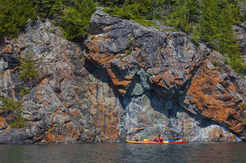 Visit the Slate Islands in Ontario