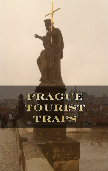 Prague Tourist Traps Pinterest