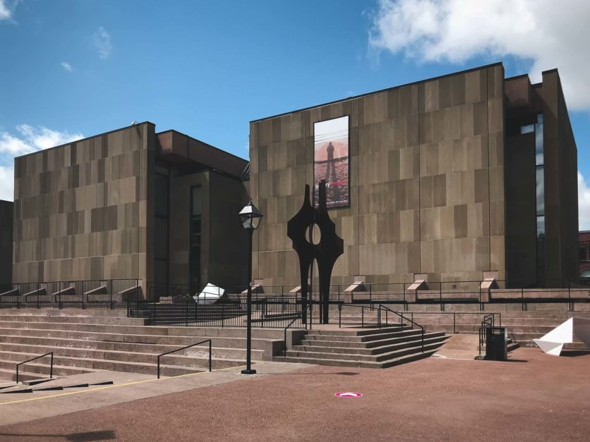 confederation centre of the arts home to charlottetown festival prince edward island