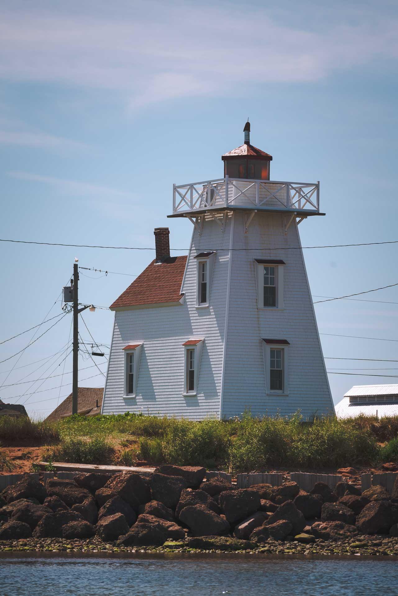 pei lighthouse tour