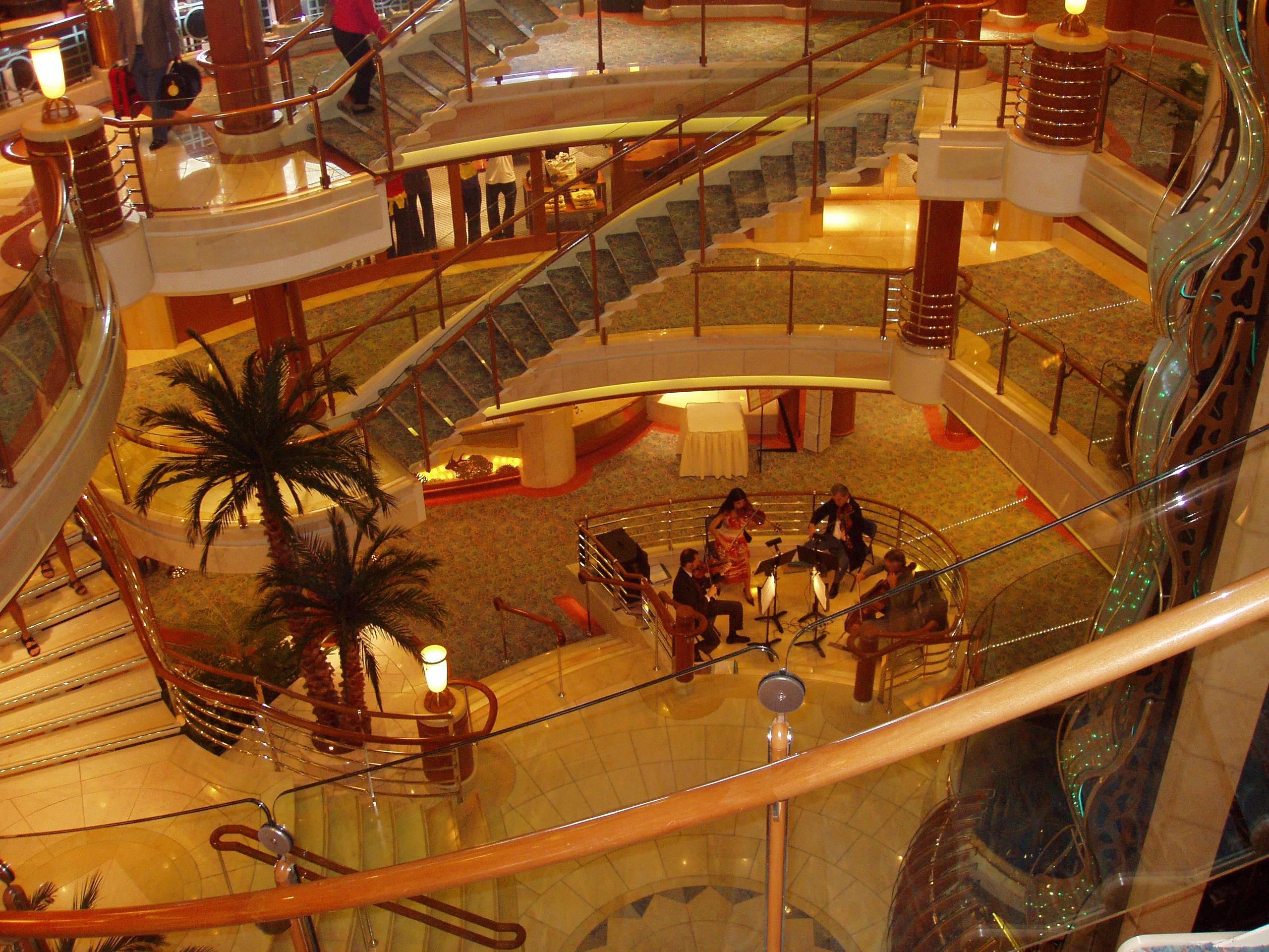 luxury cruise alaska
