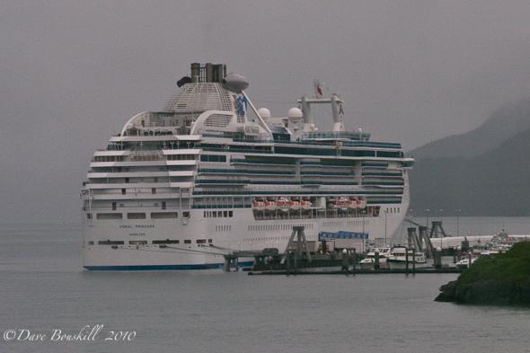 princess cruises ships tour