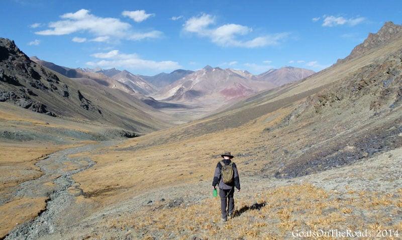 Pshart Valley Tajikistan