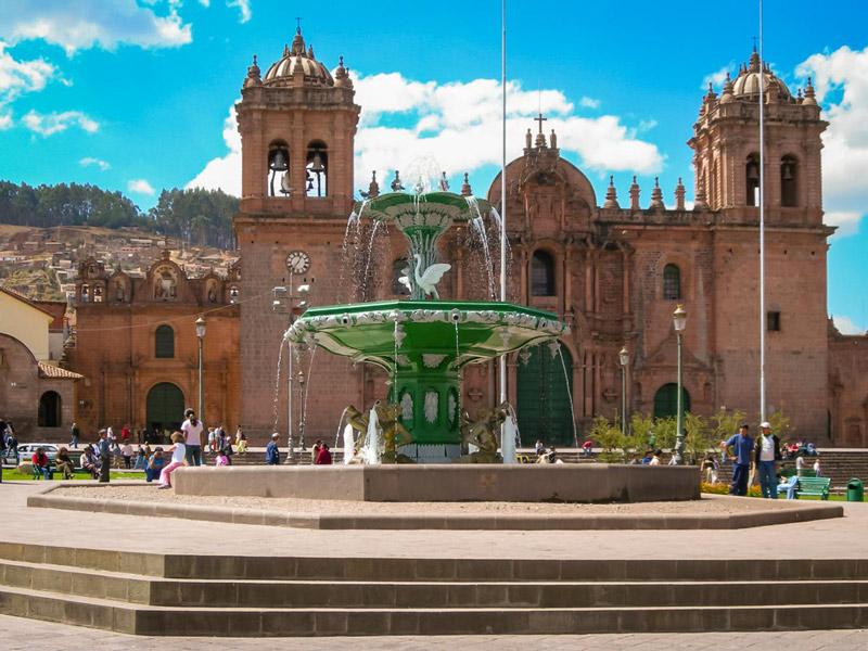 Походы с горы Радуга начинаются из Куско, Перу Радужная гора в Перу 10 вещей, которые стоит ожидать при походе по Радужной горе в Перу Rainbow Mountain from cusco peru