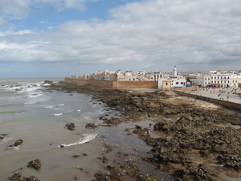 Ramparts of Essaouira