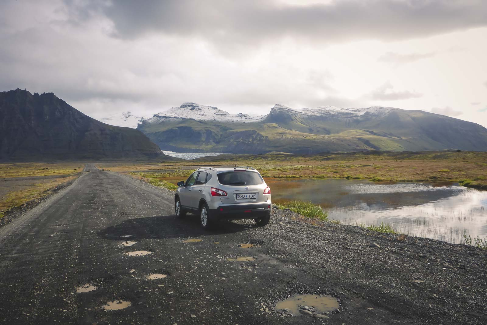 About Driving the Ring Road in Iceland on a Road Trip