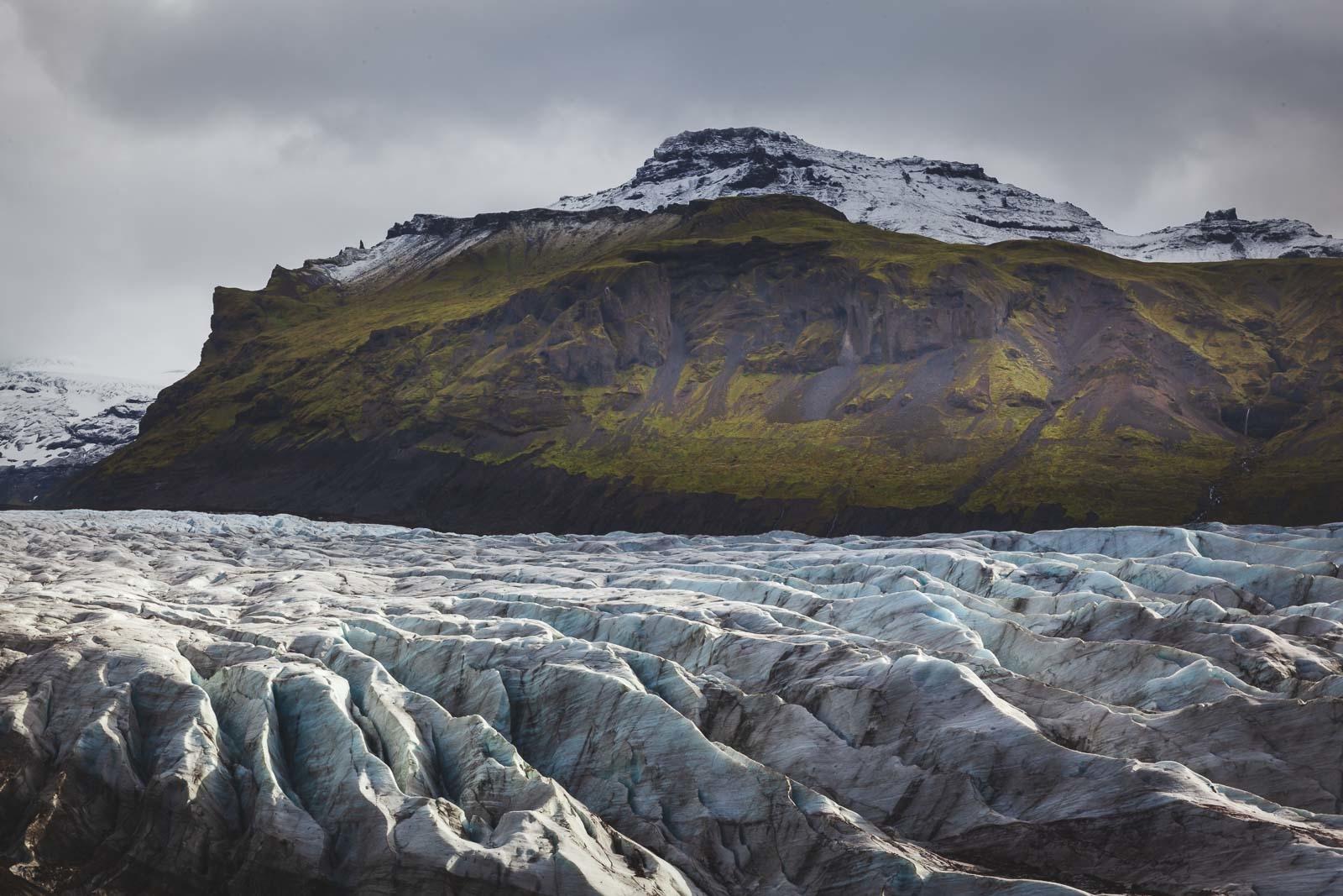 ring road iceland skaftafell national park