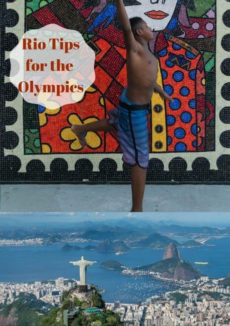 rio tips olympics