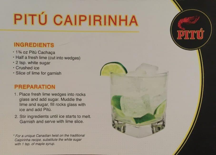 how to make caipirinha in bulk