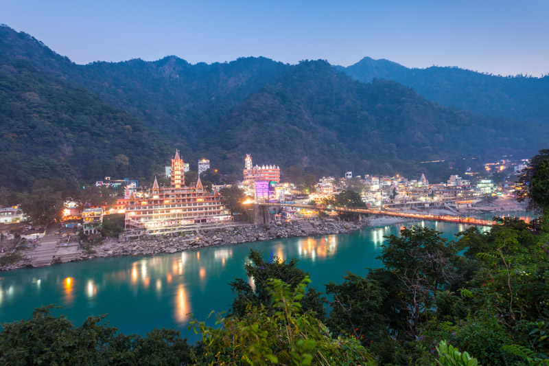 Things to do in Rishikesh at night