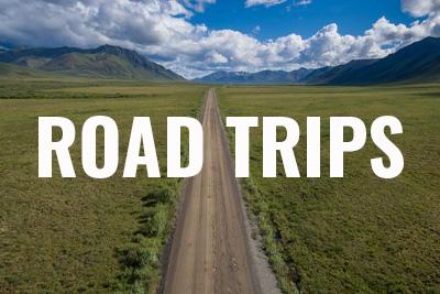 Road Trips sidebar
