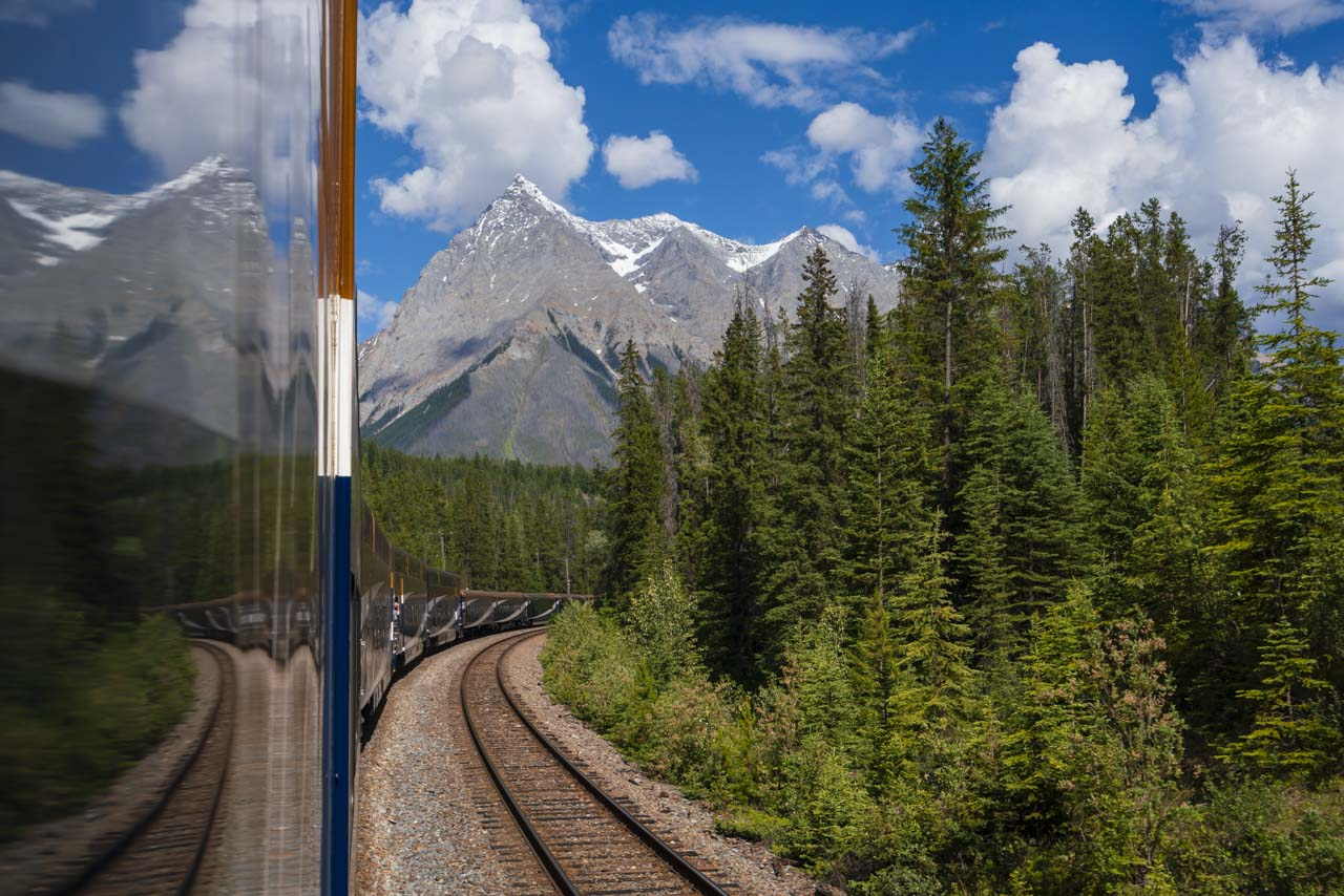 The Rocky Mountaineer Experience – Vancouver to Banff