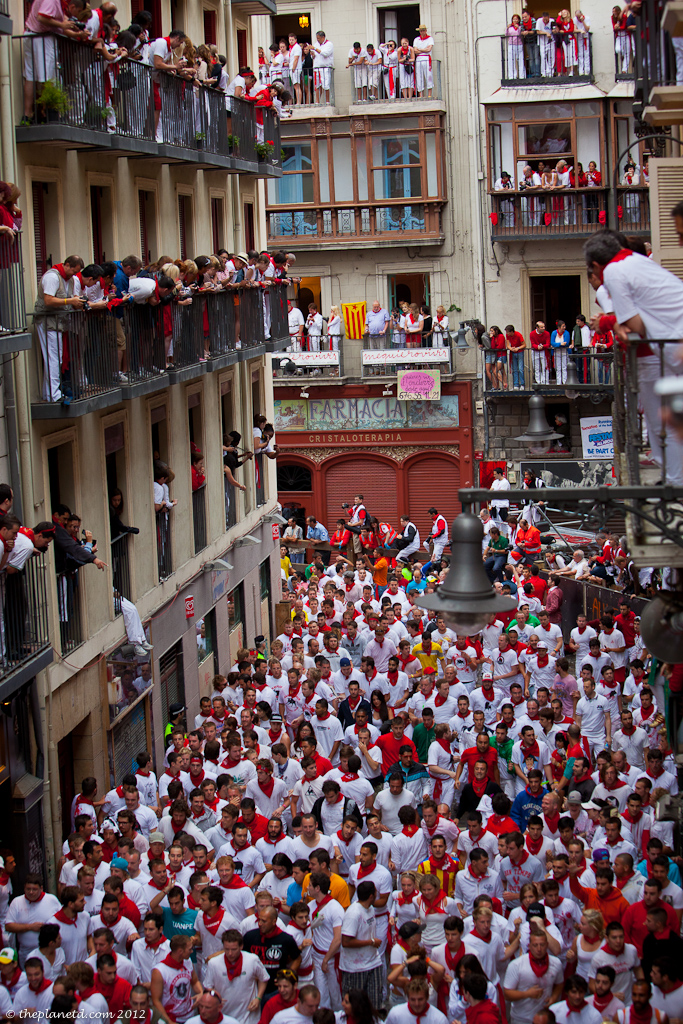 year in pictures san fermin