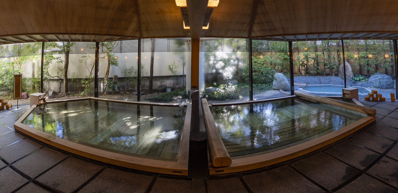 Ryokan Japanese Spa