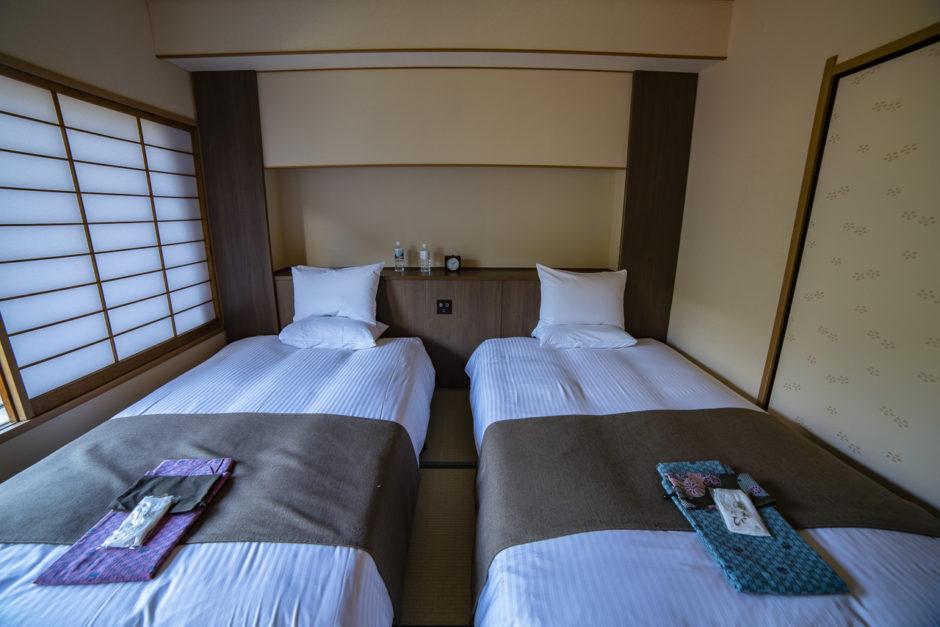 Ryokan Japanese Beds