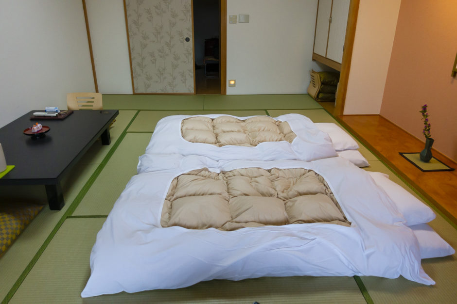 Japanese Ryokan Tatami Mats