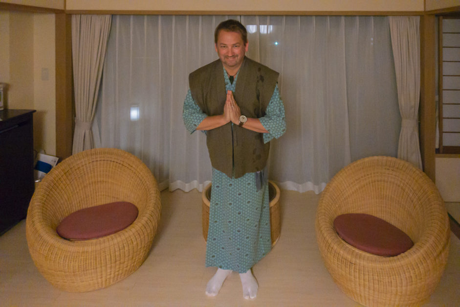 Japanese Ryokan Rules