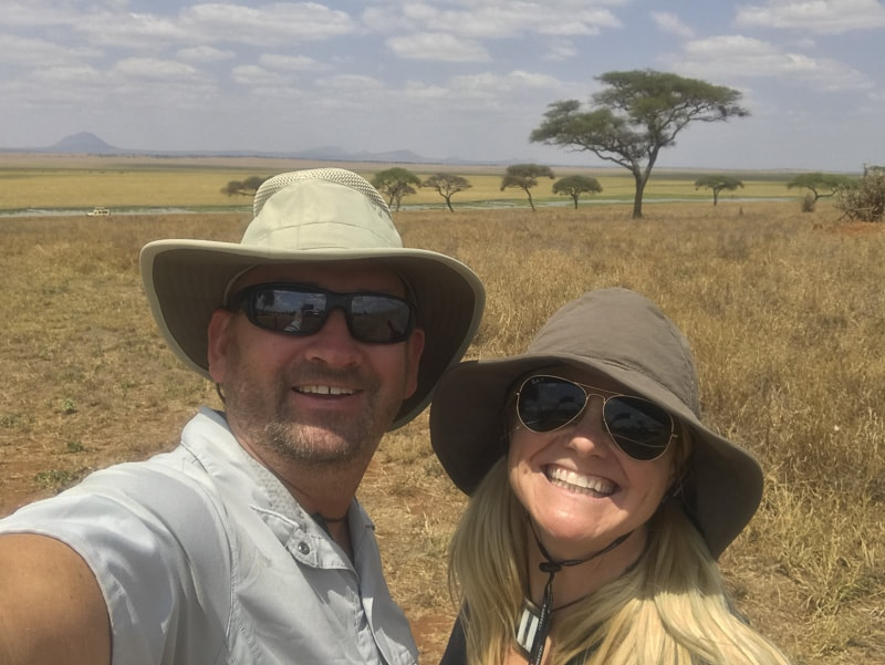 on safari in tanzania with goahead tours