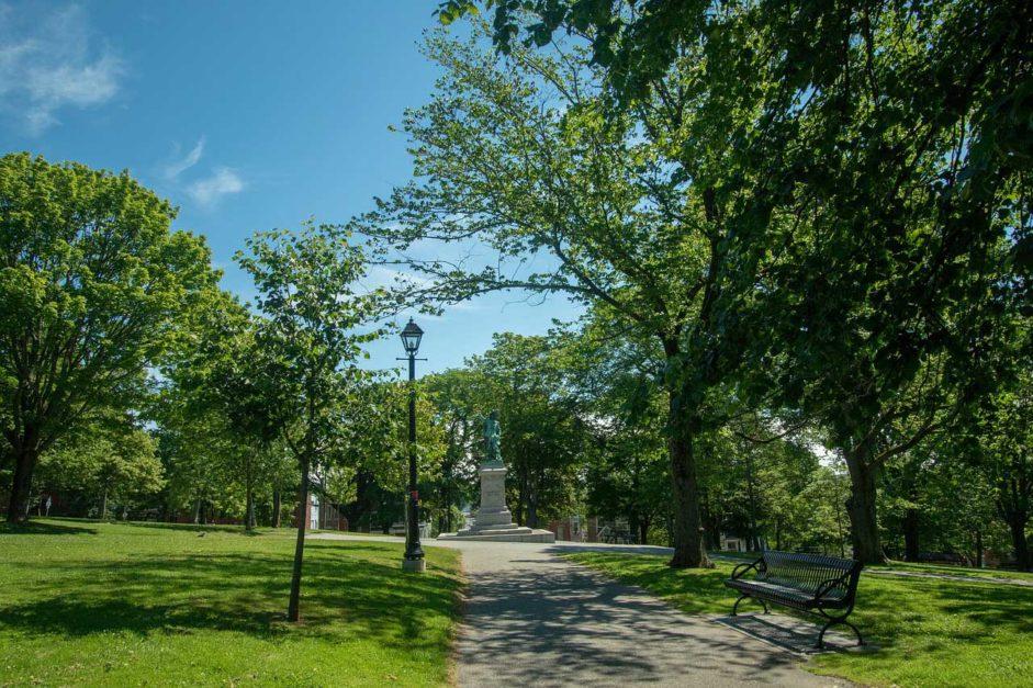 Saint John New Brunswick Park