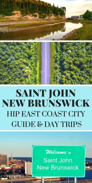 saint john new brunswick travel tips