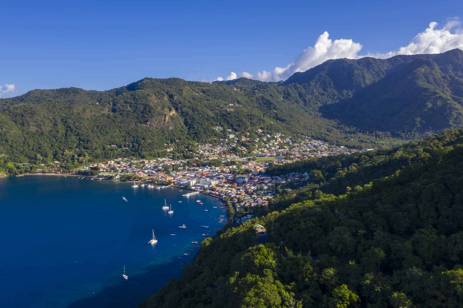 Saint Lucia COVID-19 Restrictions 2020