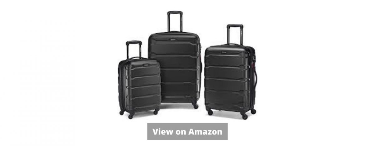 Samsonite Luggage Set Amazon