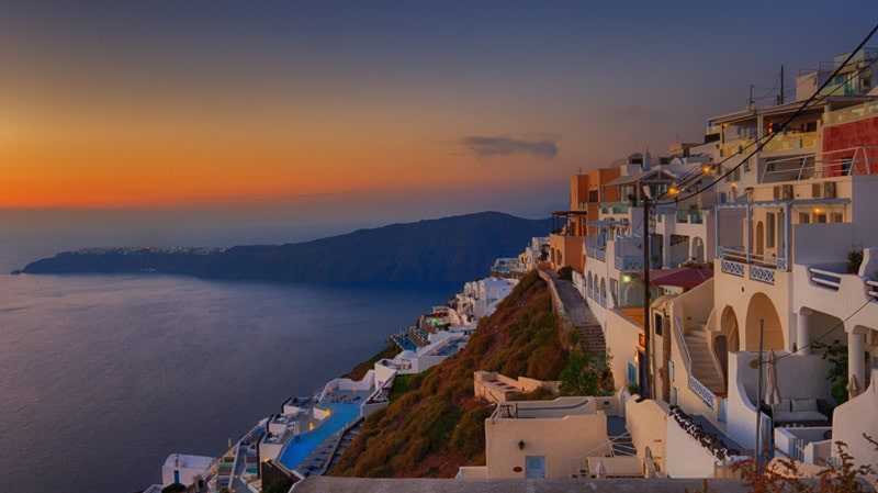 Santorini Photography Guide White buildings