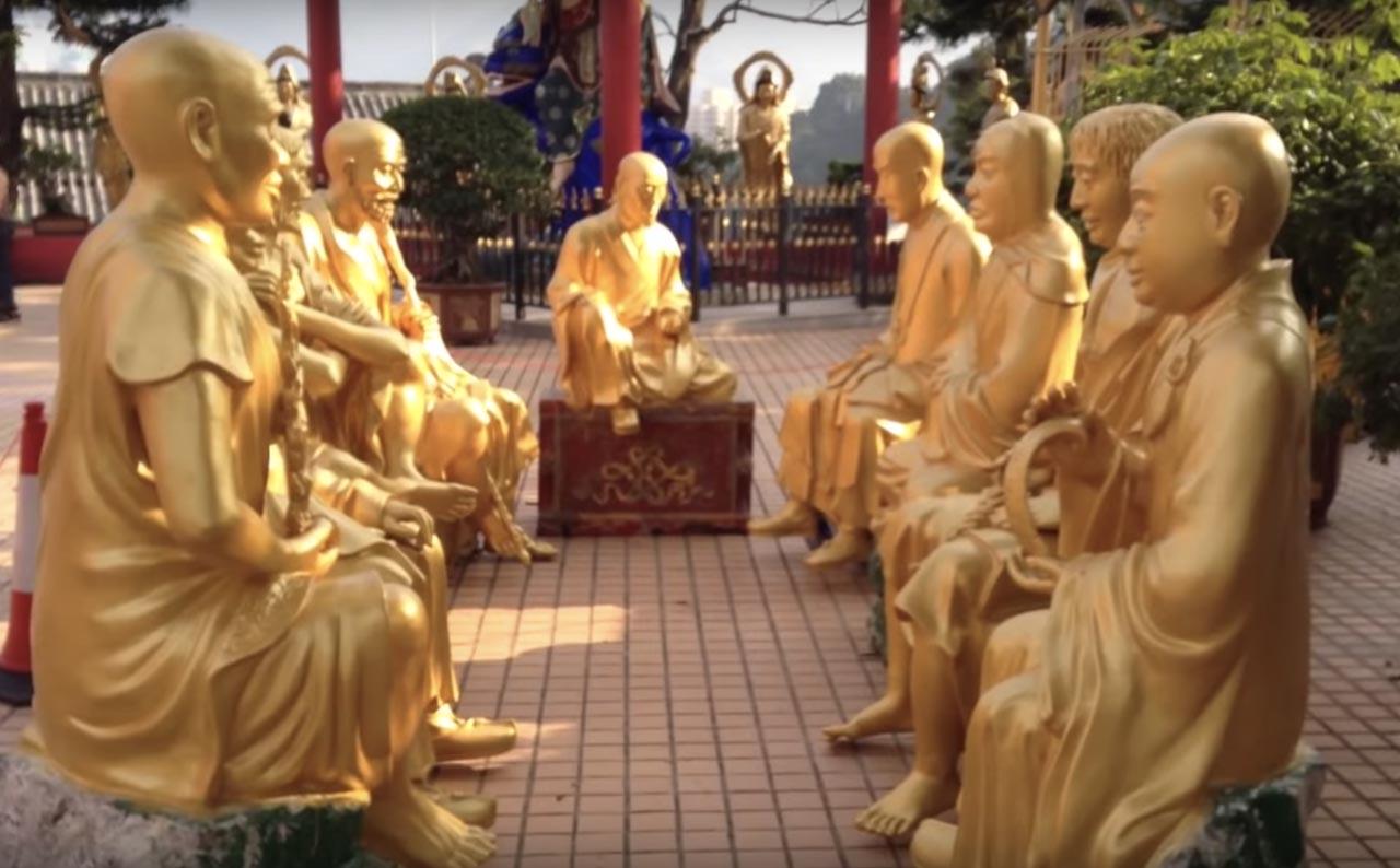 golden buddhas monastery