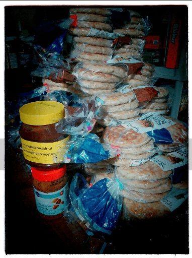 food for winter trek in canada