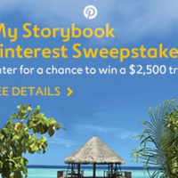 Storybook sweepstakes