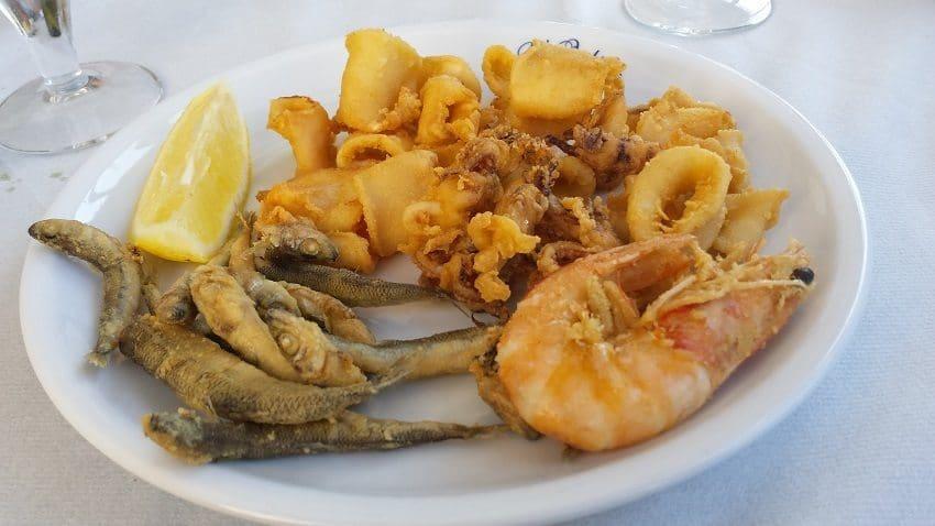 Seafood Italy Puglia