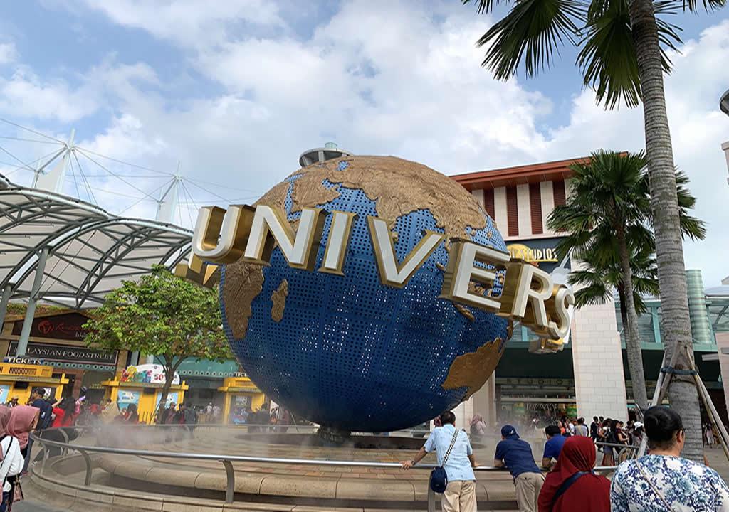Universal Studios Singapore blog