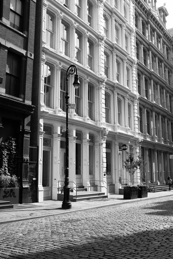 SoHo - Where to stay in New York