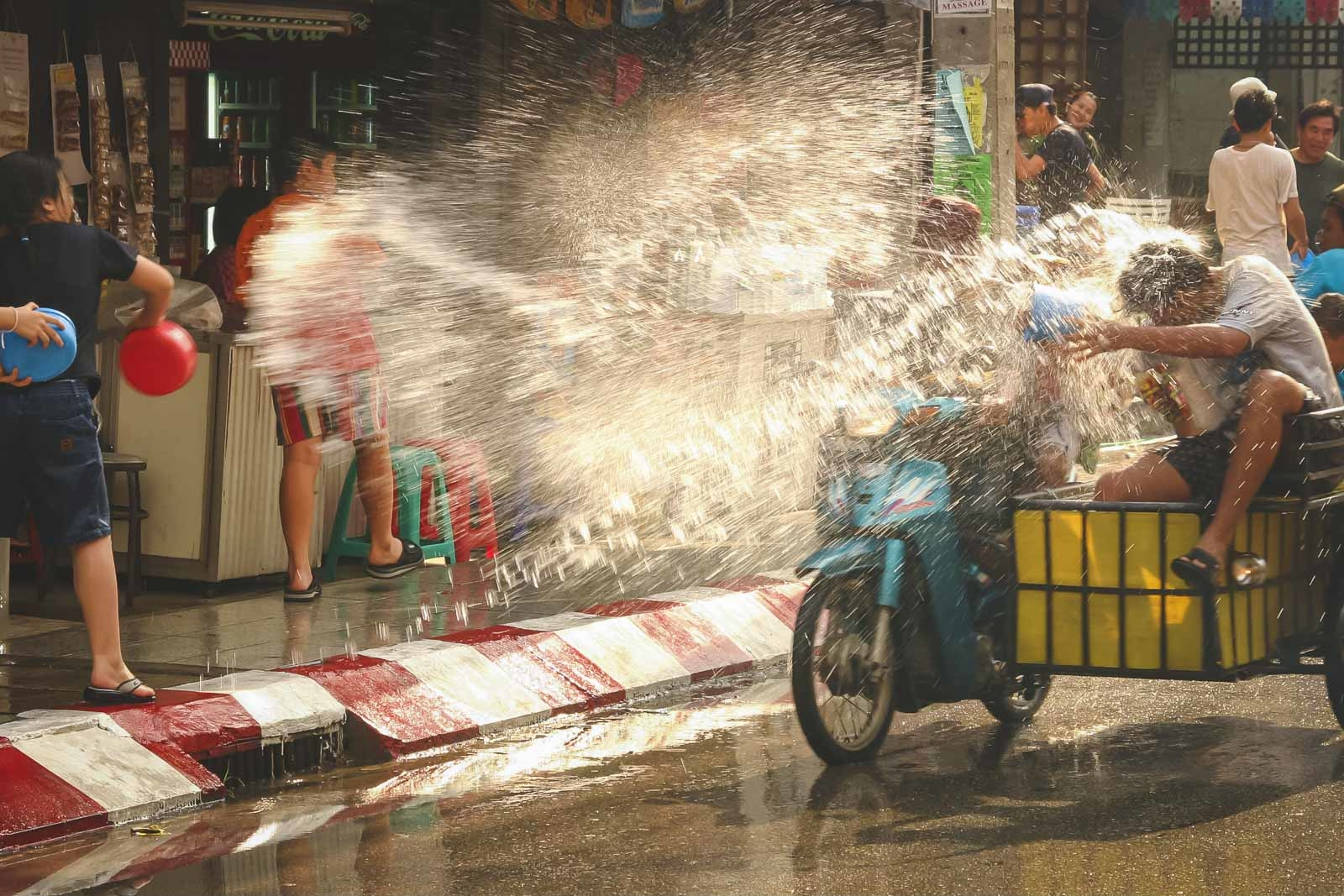 What is Songkran