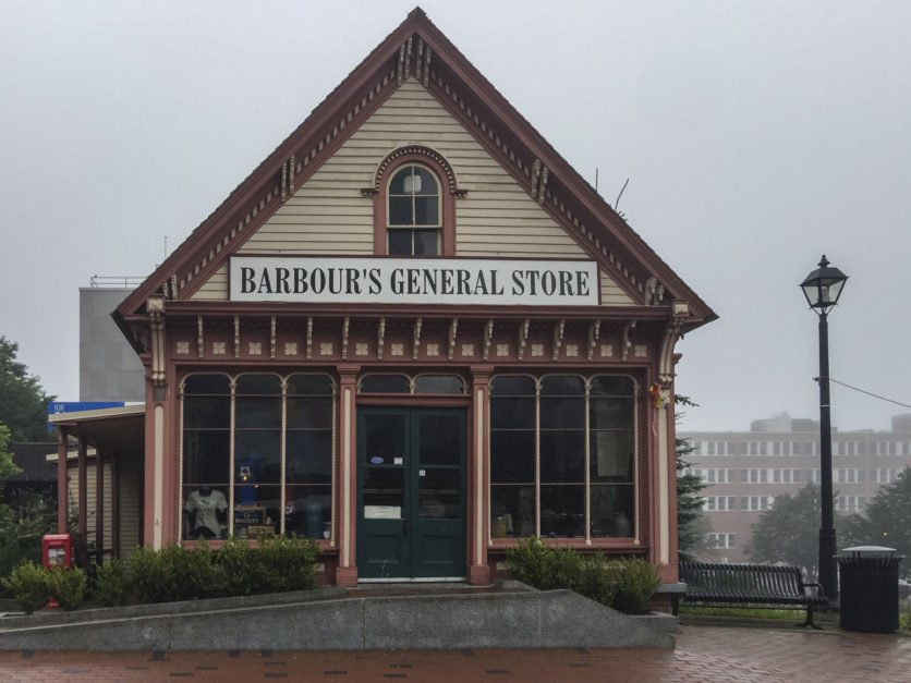 Barbours General Store in Saint John New Brunswick