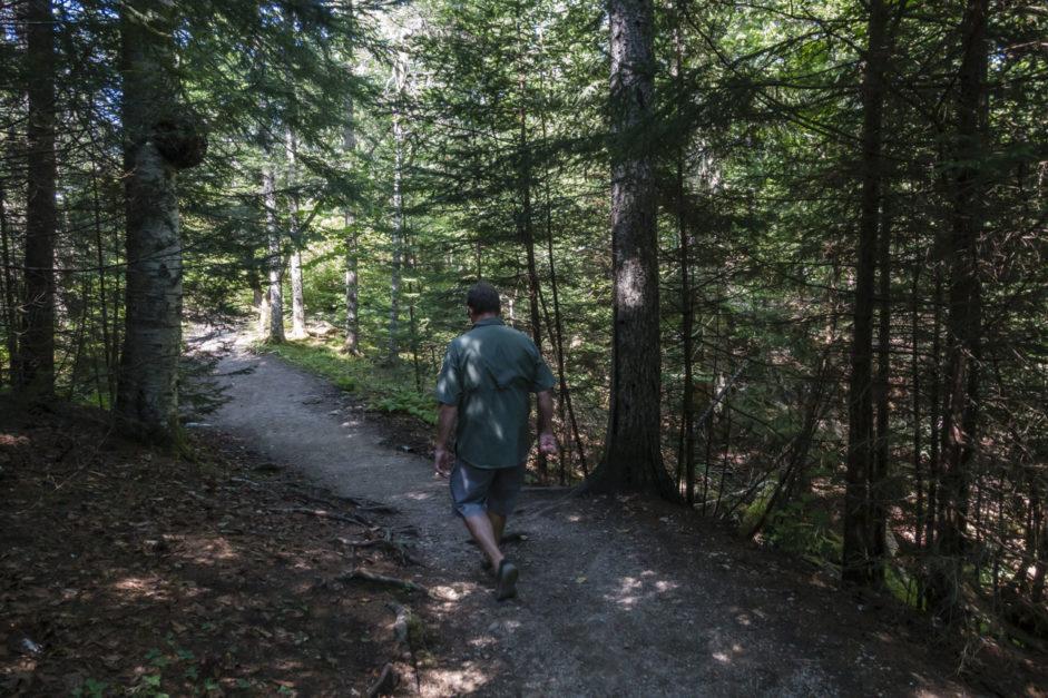 Hike the Fundy Footpath near Saint John New Brunswick