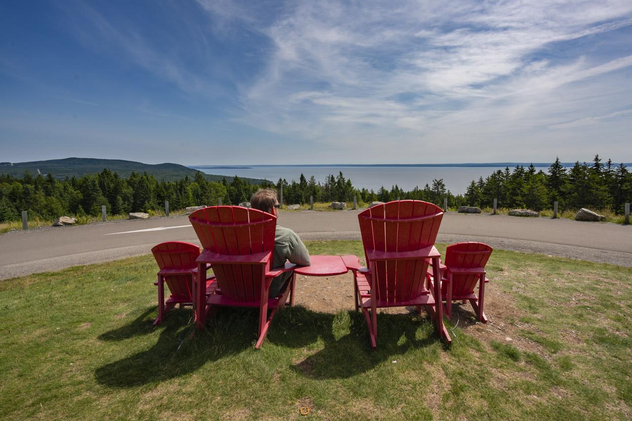 Fundt National Park near Saint John New Brunswick