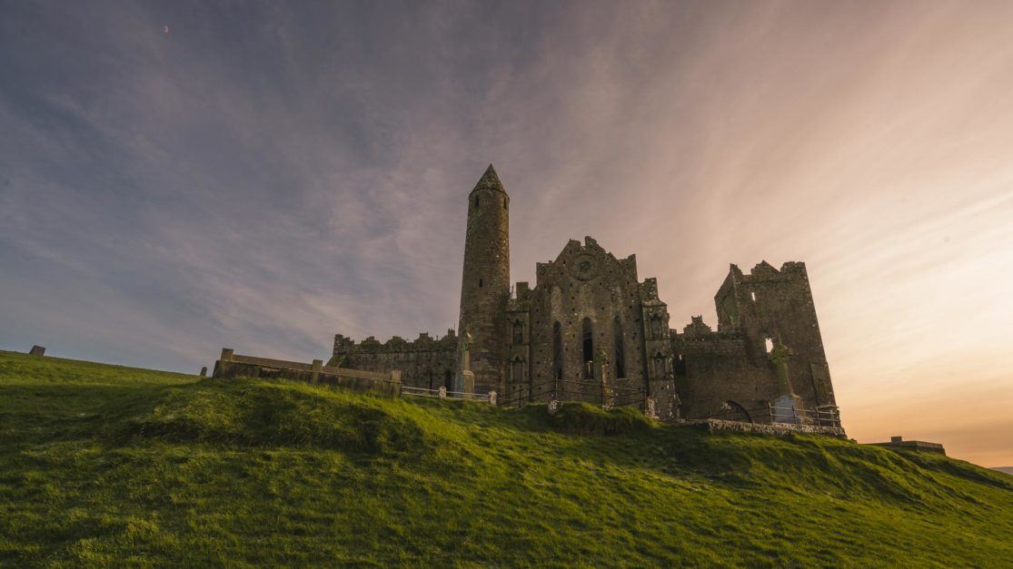facts about st patricks day the rock of cashel